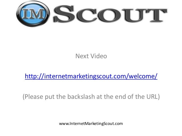 Internet Marketing Strategies - Internet Marketing Training 101 slideshare - 웹