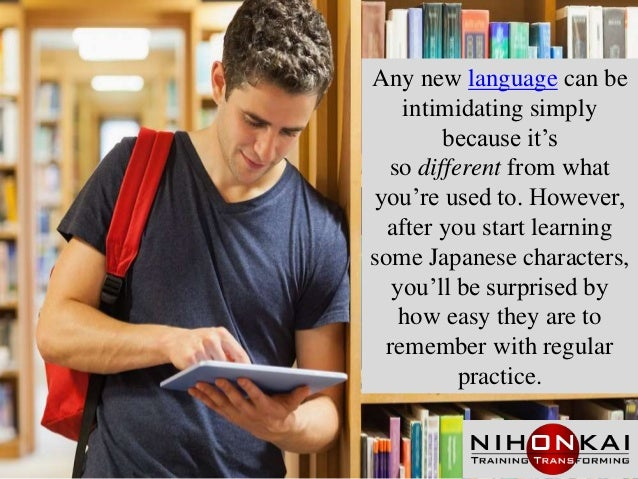 Learn Japanese Language Course From Nihonkai Hurry Up Now
