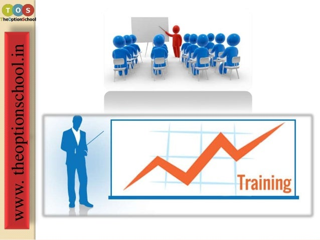 Option trading training india