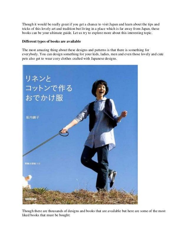 Japanese Dress Patterns for Women