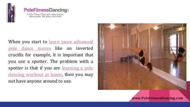 how to learn to pole dance without a pole
