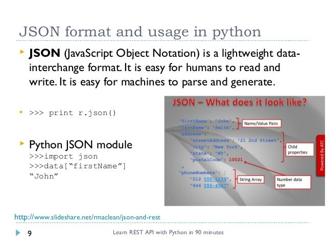 Learn REST API with Python