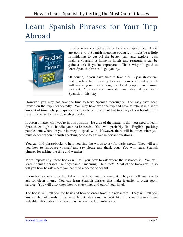 Learn spanish phrases for your trip abroad 1 728gcb1326553819 how to learn spanish by getting the most out of classeslearn spanish phrases for your tripabroad solutioingenieria Images
