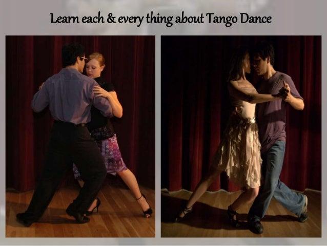 Argentine Tango dance lessons videos