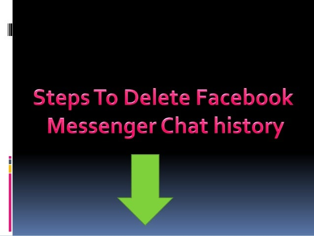 Learn to delete facebook messenger chat history 4 if still you unable to delete your facebook messenger chat history ccuart Choice Image