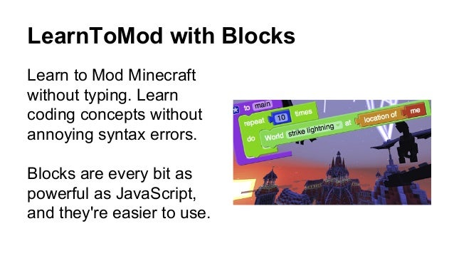 Learn to mod minecraft video