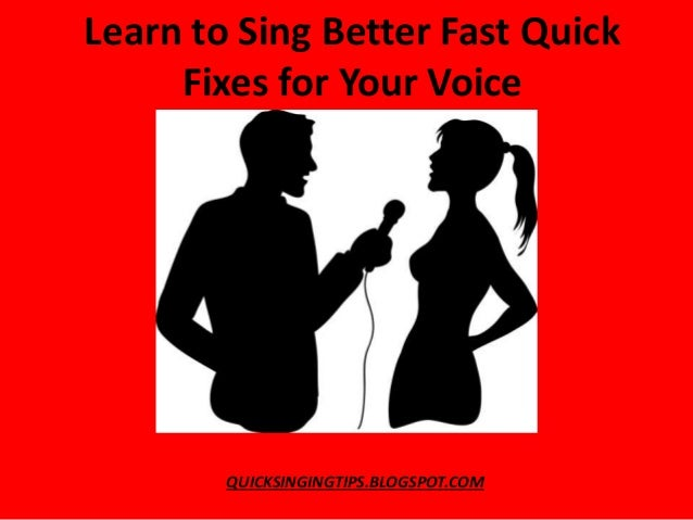 How Long Does it Take to Learn to Sing? — Inspired to Sing ...