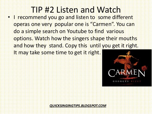 Private Opera Voice Lessons & Teachers for Beginners ...