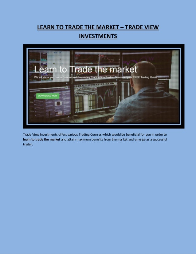 Learn forex trading courses
