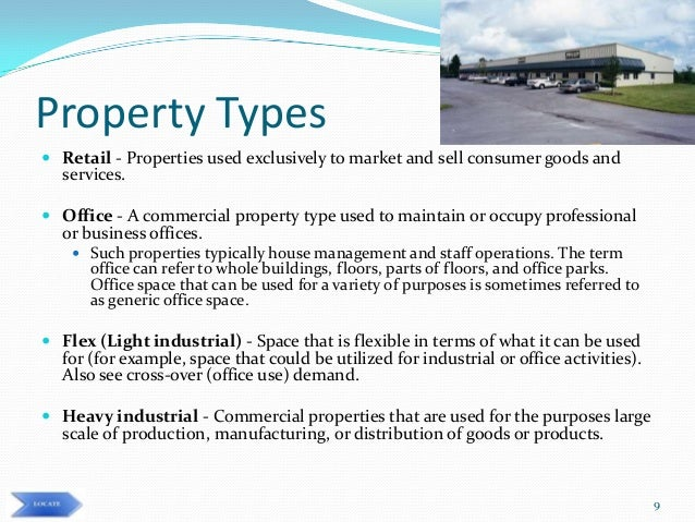 Commercial Property Types : Leasing commercial real estate final owners copy