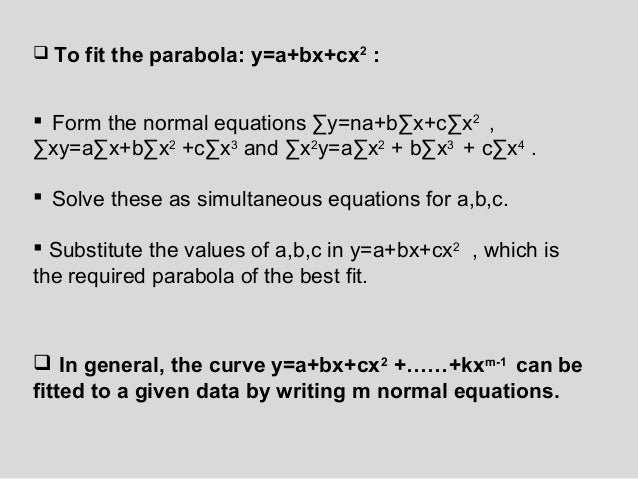 Write an equation of the least squares line of best fit for each gender