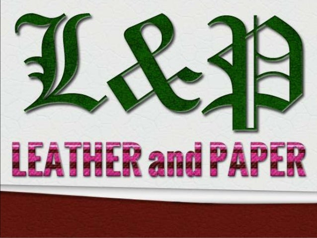 Try or Buy Leather & Paper PatternsWhite Leather Leather