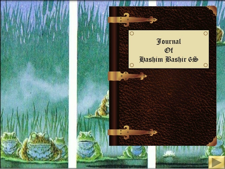 Journal       OfHashim Bashir 6S