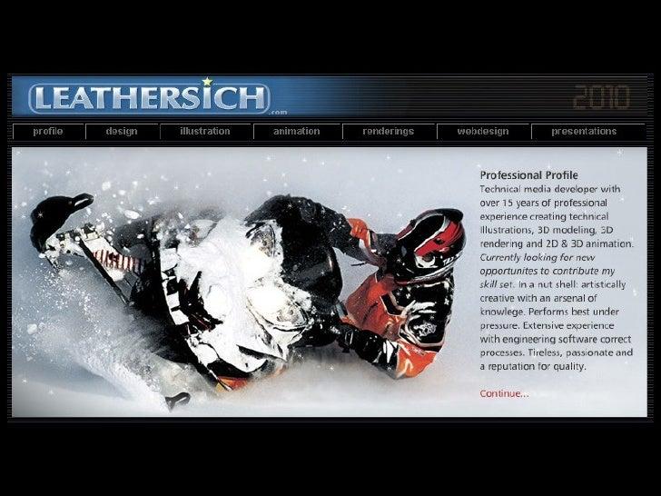Leathersich2010 Slide 1