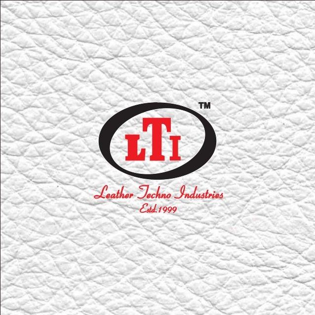 TM Leather Techno Industries Estd.1999