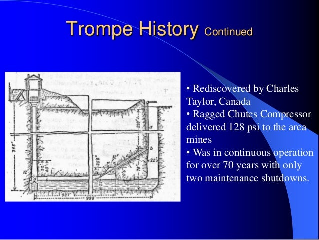 how to build a trompe