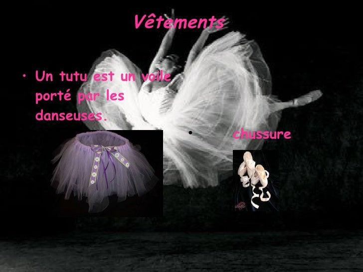 Le ballet Slide 3