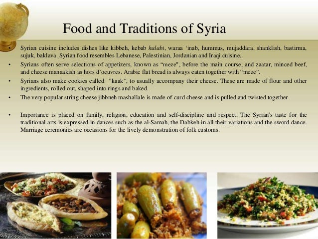 Lebanese and syrian culture (3)