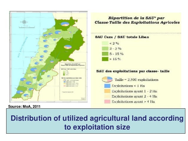 agriculture in lebanon Today, however, agriculture has become a science in its own right  the  lebanese university had to respond to these challenges by establishing the  faculty of.