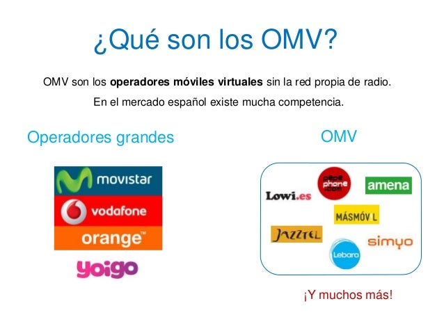 Telefonía movil enEspaña y Lebara Slide 2