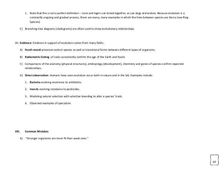 Biology Dunleavy Regents Review