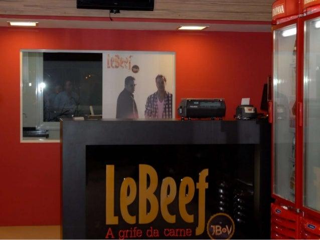 Franquia LeBeef