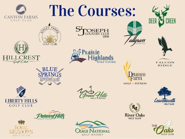 The Courses: