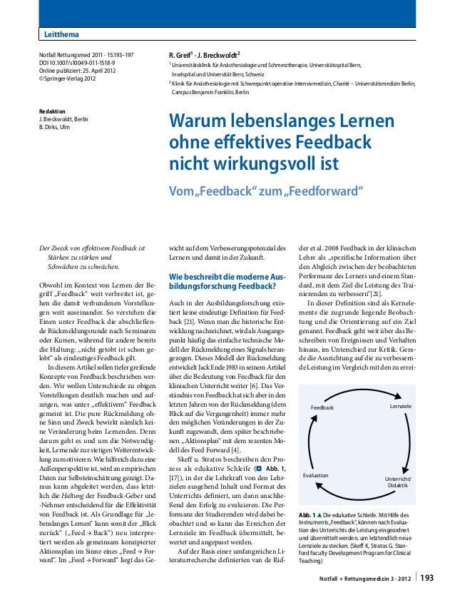 Leitthema Notfall Rettungsmed2011 · 15:193–197 DOI 10.1007/s10049-011-1518-9 Online publiziert:25. April 2012 © Springer...