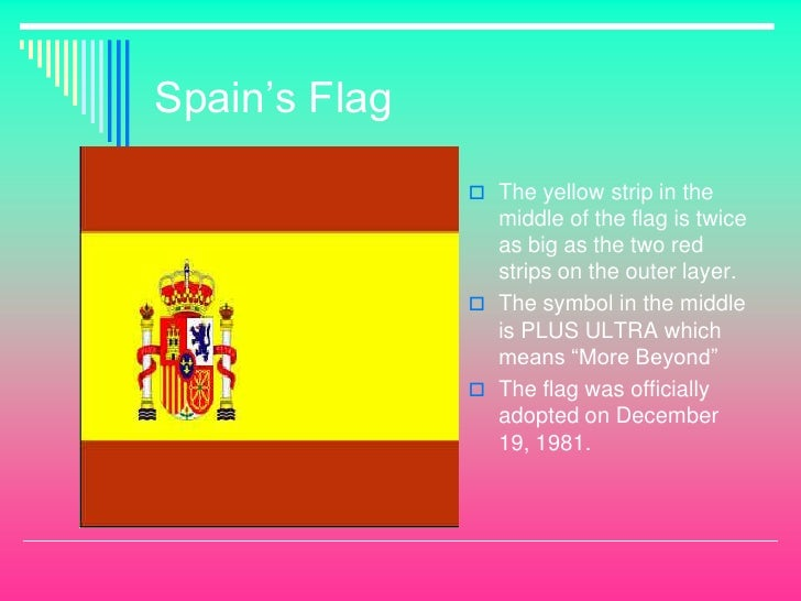 Power Point Of Spain