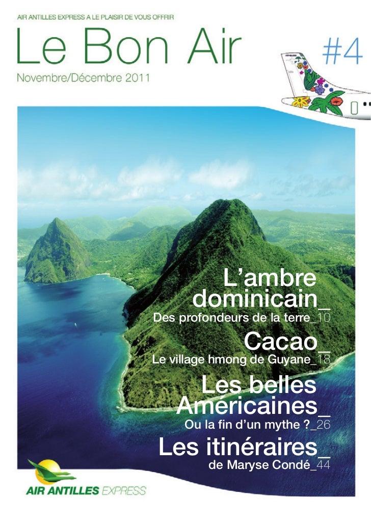 L'ambre      dominicain_Des profondeurs de la terre_10               Cacao_Le village hmong de Guyane_18    Les belles   A...