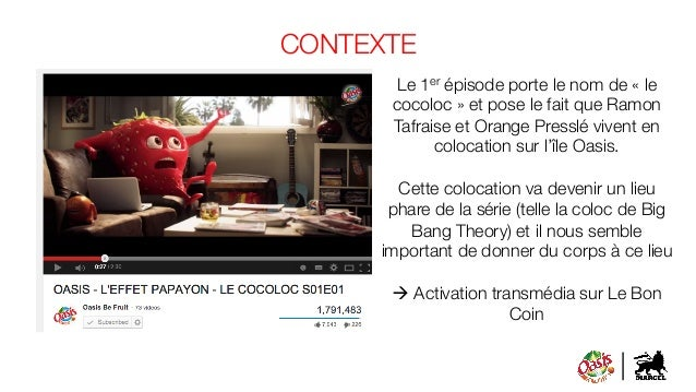 Le 1er épisode porte le nom de «le cocoloc» et pose le fait que Ramon Tafraise et Orange Presslé vivent en colocation su...