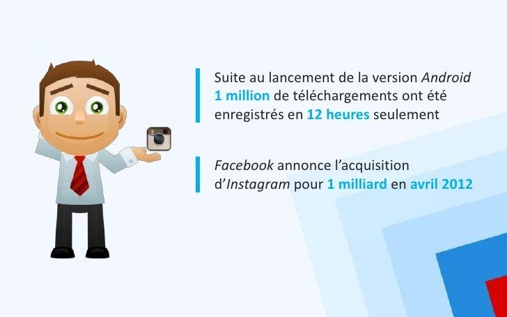 Suite au lancement de la version Android1 million de téléchargements ont étéenregistrés en 12 heures seulementFacebook ann...