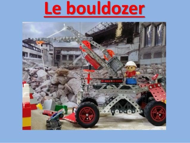 Le bouldozer