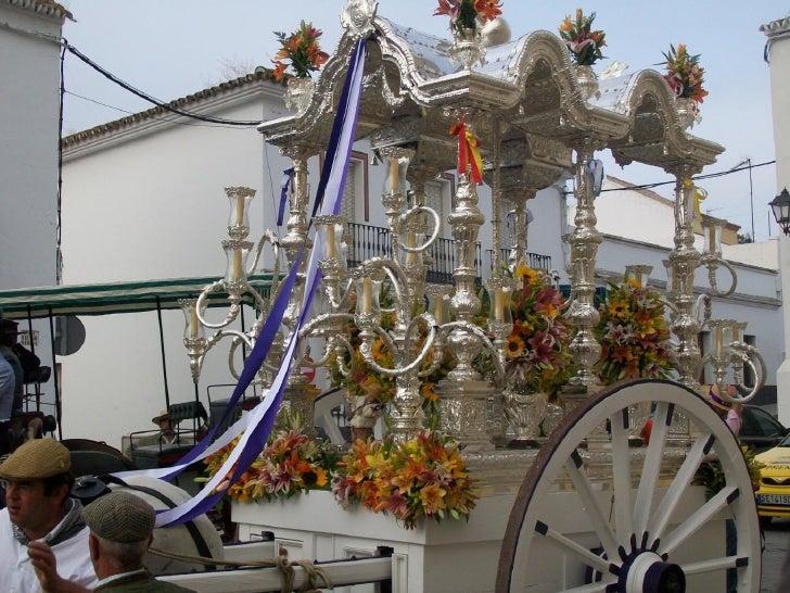 Lebrija hace el camino 2009