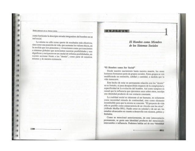 Lec. 3 chadi  capítulo 1 el hombre como miembro de los sitemas sociales pg. 23 30