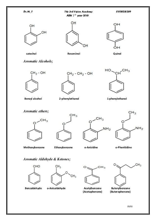 Aromatic Comp Lec 1