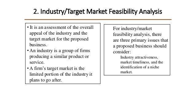 feasibility analysis for entrepreneur Lec 2