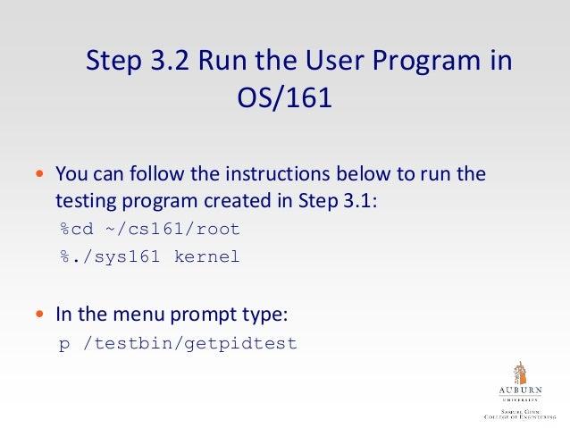 how to run c program in command prompt using gcc