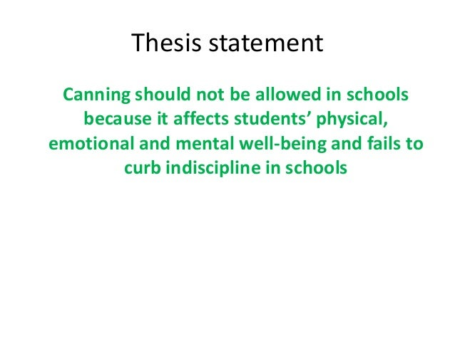 thesis statement for trisomy 13