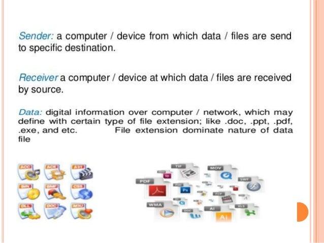 Ppt on data communication
