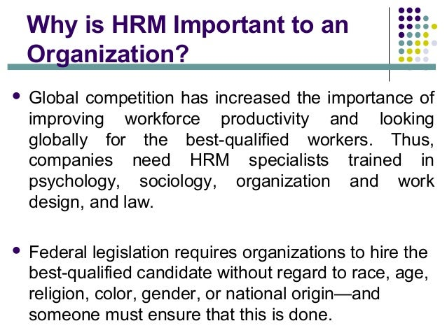 define hrm and its functions pdf