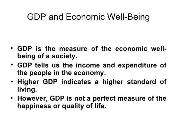 Measurement of National Economy