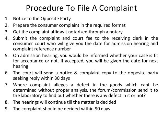 Lec 15 consumer protection act 10 spiritdancerdesigns Image collections