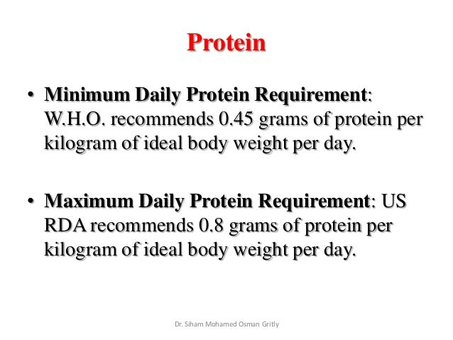 requirement of protein in daily life Thermogenesis can vary widely and results in daily fluctuations in energy requirement  life-stage (growth increases the requirement  the protein requirement.