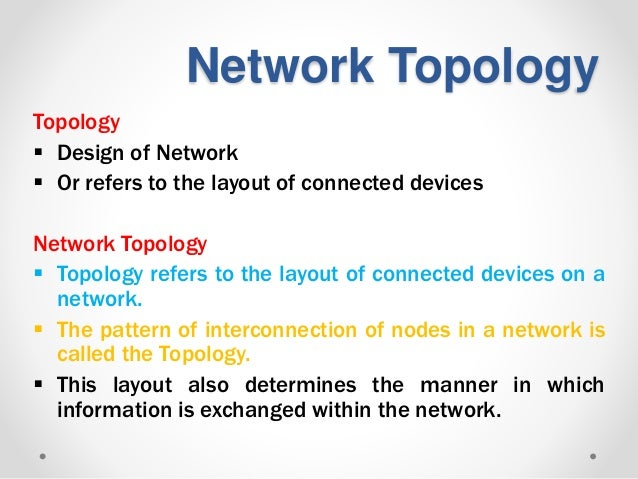 Networks topologies lec2 network topology sciox Image collections