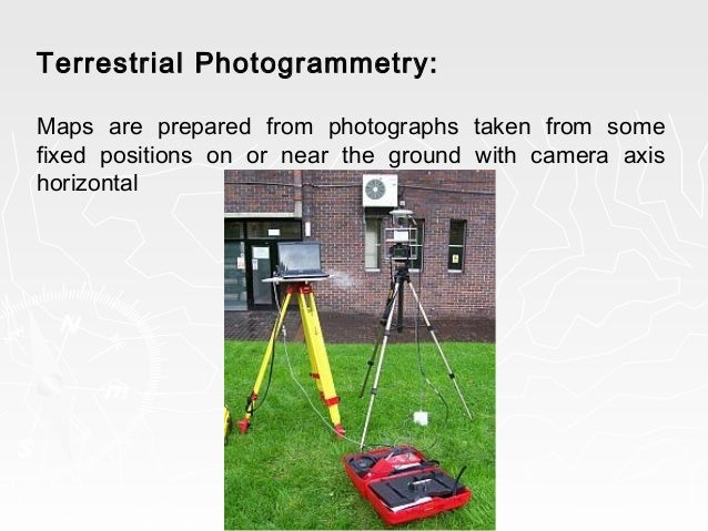 Aerial Photogrammetry 4 Terrestrial