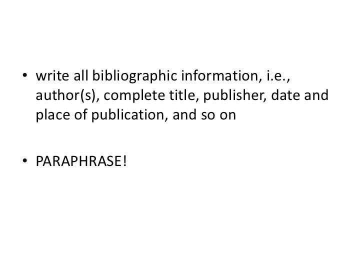 define review of literature