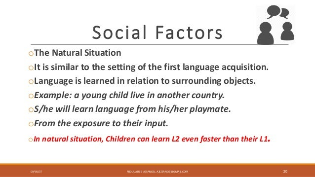 why do children learn second language faster than adults As a result, adults are usually more careful to avoid errors when speaking   native speakers of french rather than other second language learners who   why is it easier for a child to learn a new language than an adult.