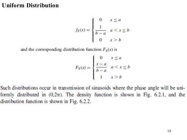Probability And Random Variable Lecture6
