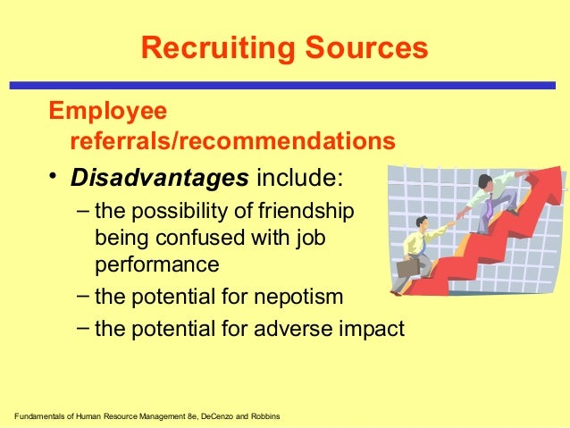 how to define recruitment  what are recruitment goals